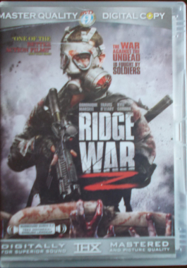 DVD Ridge War Z