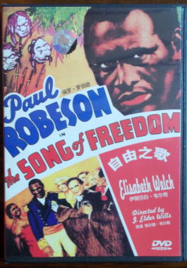DVD Song Of Freedom