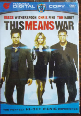 DVD This Means War