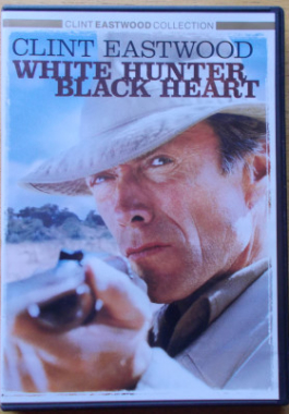 DVD White Hunter