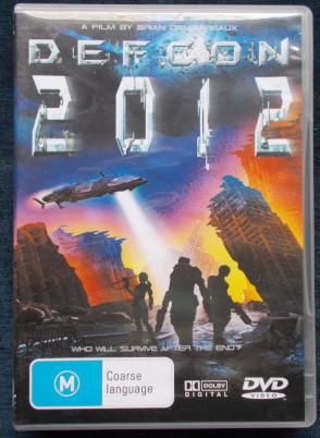 DVD Defcon 2012