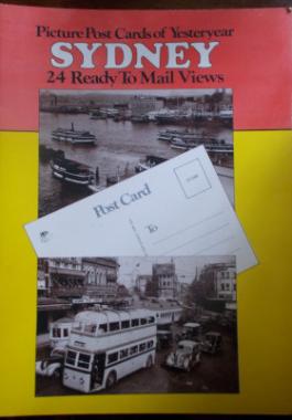 Sydney Postcards