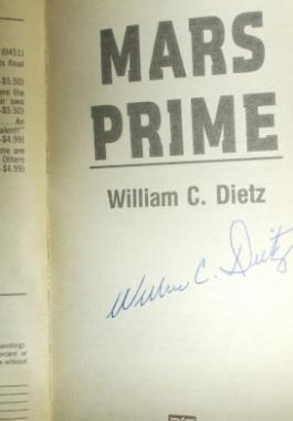 Dietz Autograph