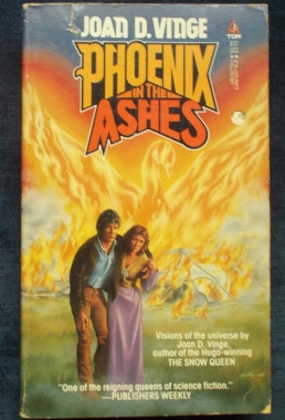 Pheonix In The Ashes