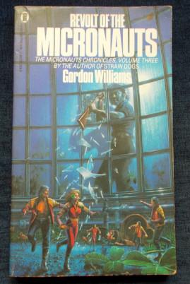 Revolt Of The Micronauts