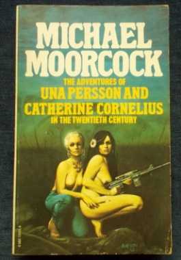 Una Persson And Catherine Cornelius