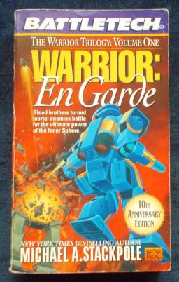 Warrior En Garde