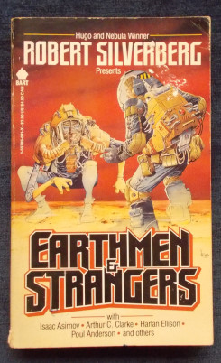 Earthman And Strangers