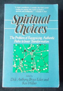 Spiritual Choices